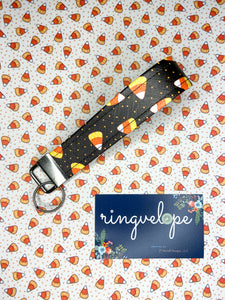 Candy Corn Keystrap
