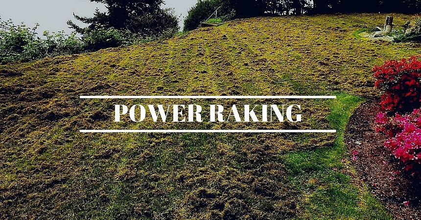 B-8.5 2021-Power Raking