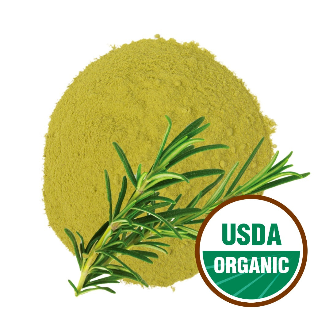rosemary leaf powder cosmeceuticals cosmetic products face mask