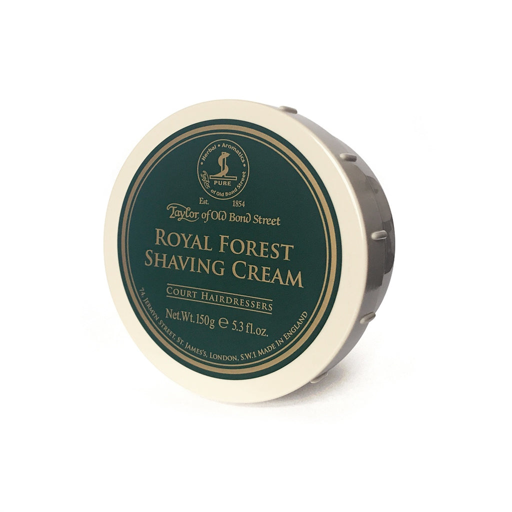 Royal Forest Shaving Cream Bowl 150g - BUYBARBER.COM