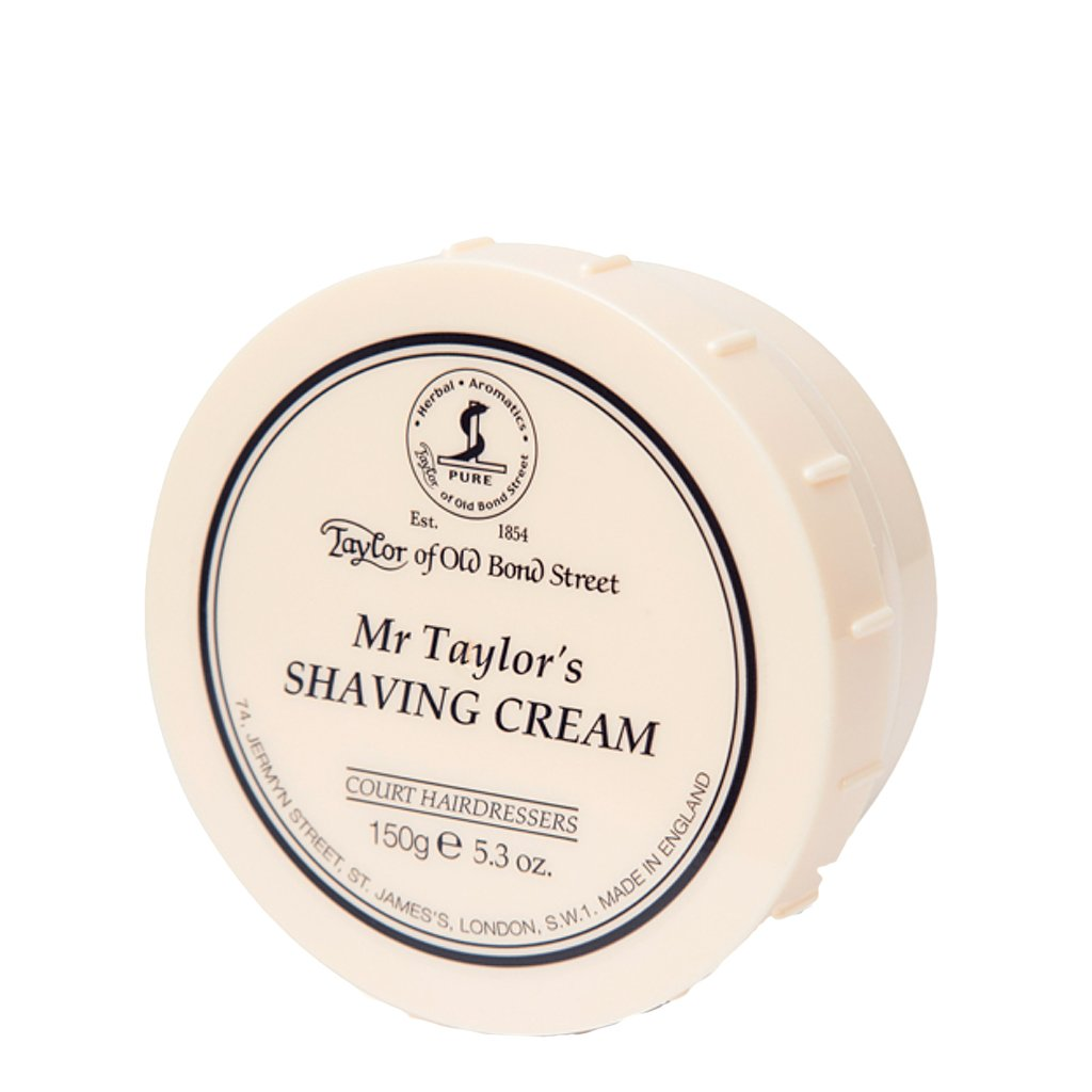 Mr. Taylor Shaving Cream Bowl 150g / 5.3oz - BUYBARBER.COM