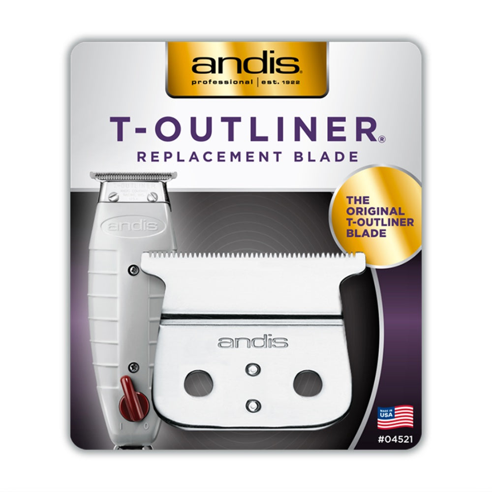 T-Outliner® Replacement Blade - Carbon Steel - BUYBARBER.COM