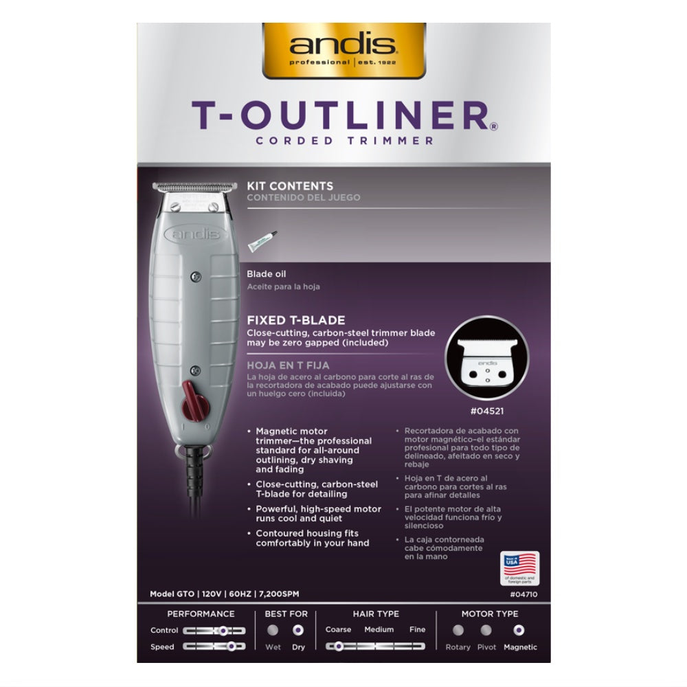 T-Outliner® T-Blade Trimmer - BUYBARBER.COM