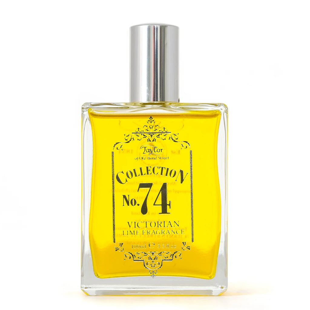 No. 74 Victorian Lime Fragrance 100ml - BUYBARBER.COM