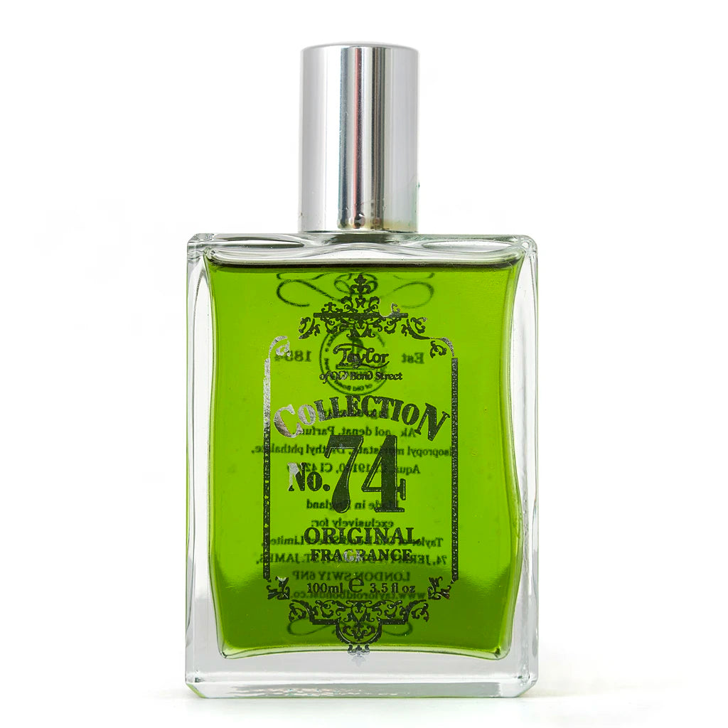 No. 74 Original Fragrance 100ml - BUYBARBER.COM