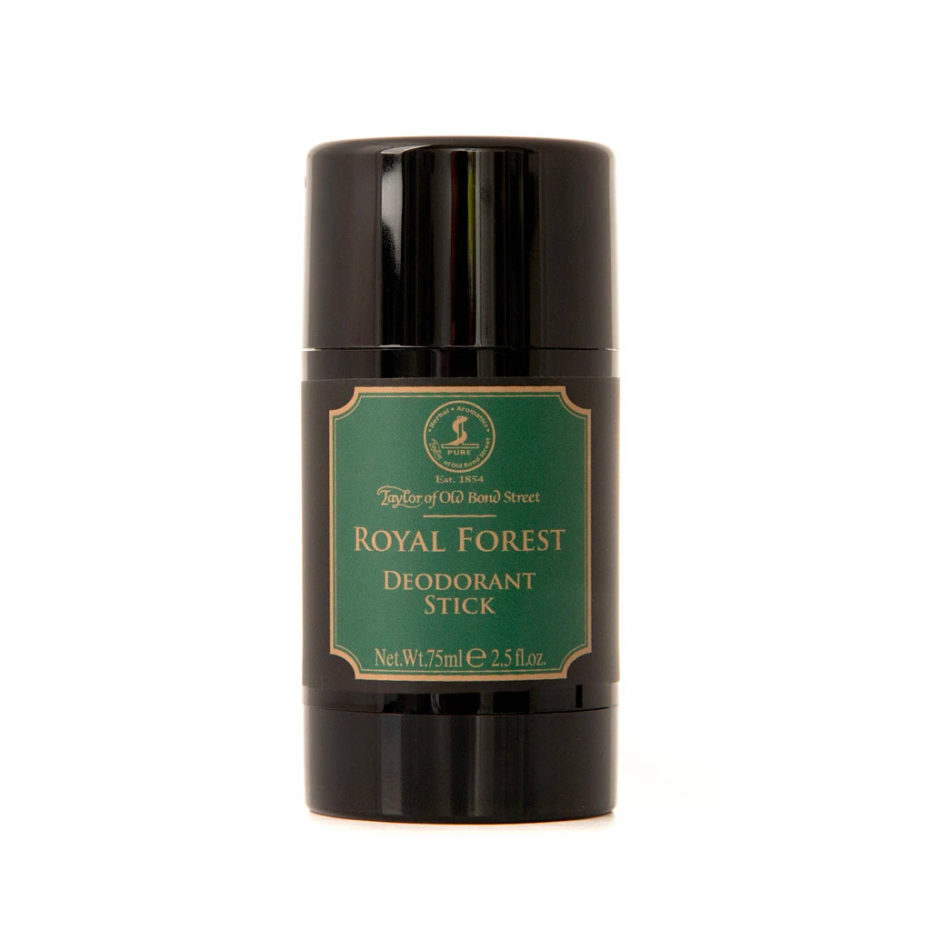 Royal Forest Deodorant Stick 75ml - BUYBARBER.COM