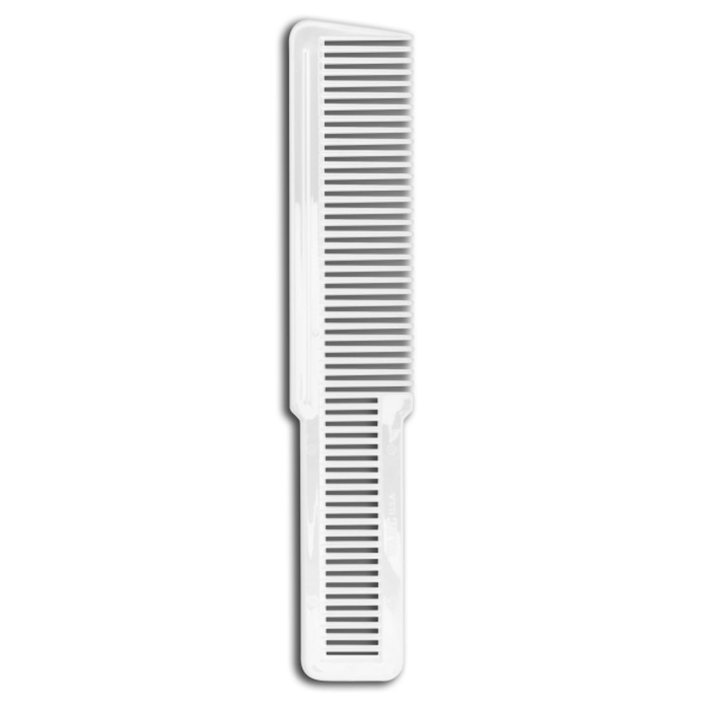 Wahl Large Clipper Styling Comb-White - BUYBARBER.COM
