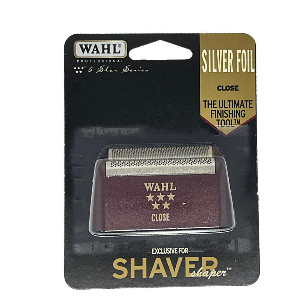 Shaver/Sharper Close Replacement Foil - Silver - 7031-300 - BUYBARBER.COM