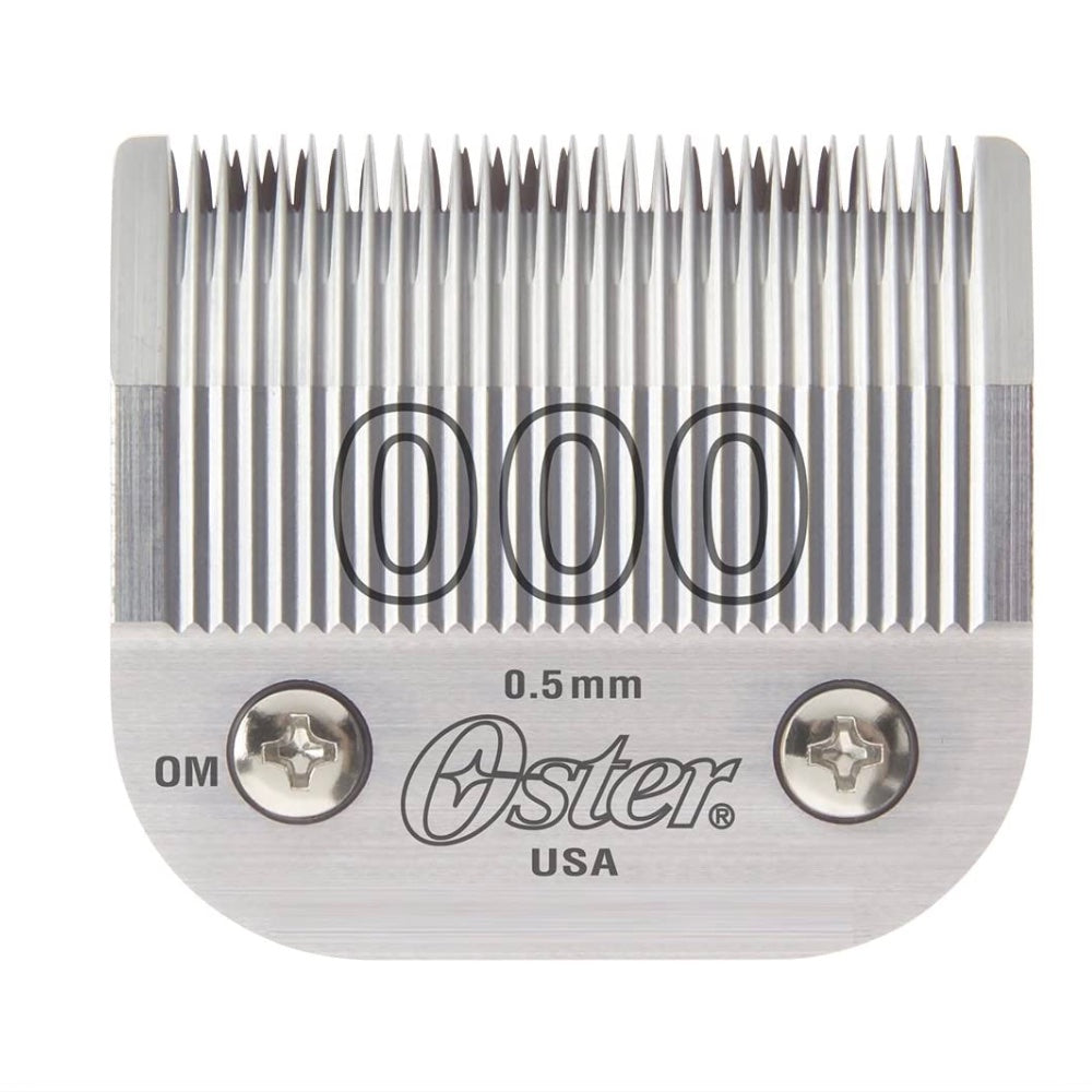 Oster® Detachable Blade Size 000 - BUYBARBER.COM