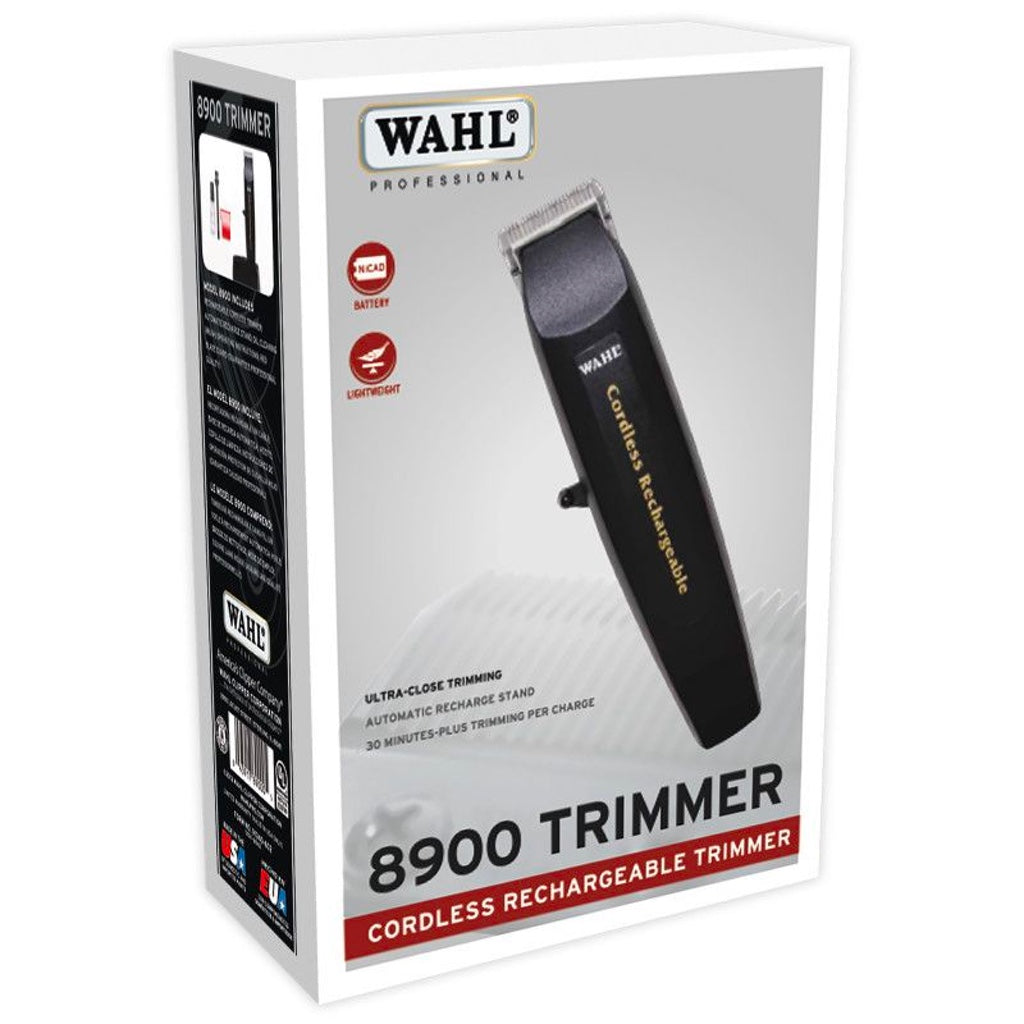 Rechargeable Trimmer - 8900 - BUYBARBER.COM