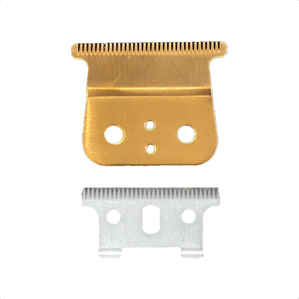 ANDIS T-Outliner Ceramic Blade / Gold Combo Replacement - BUYBARBER.COM