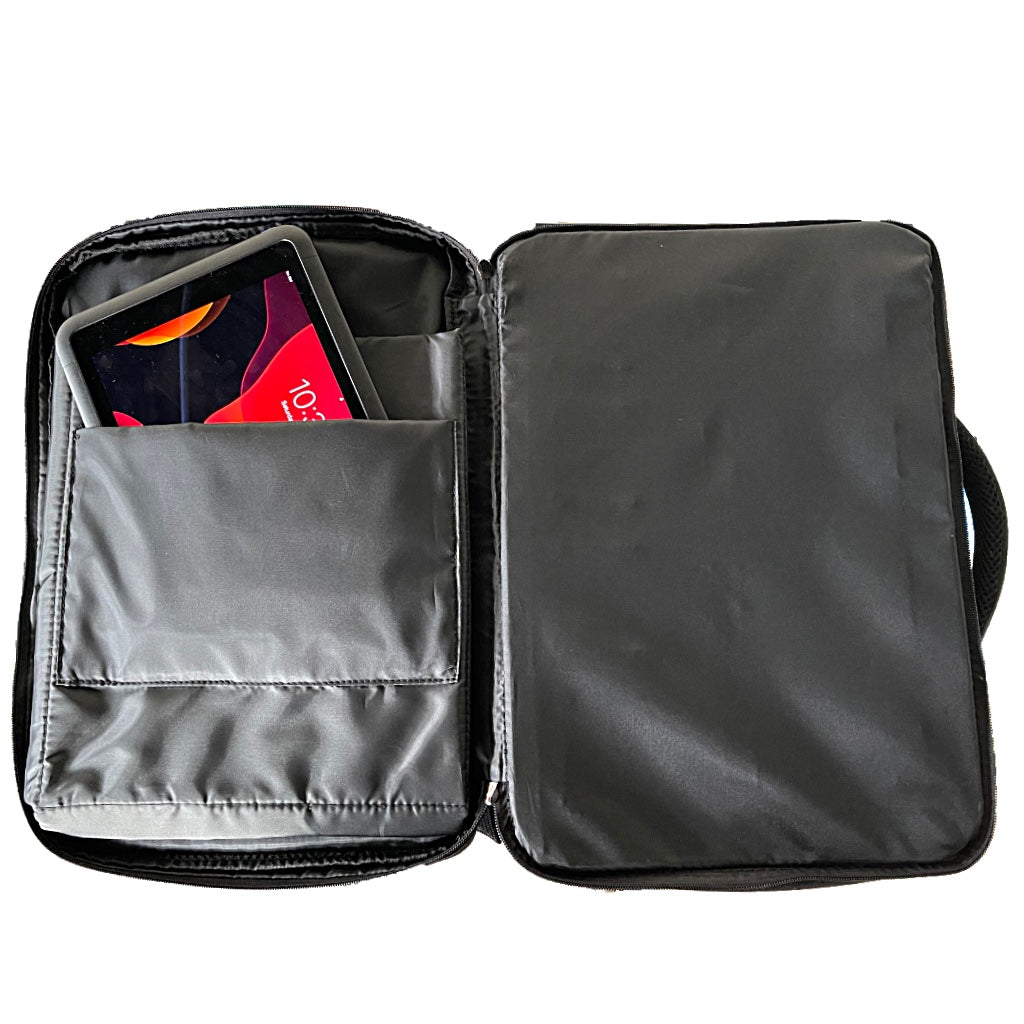 The Premium Barbers Kustom Clippers Backpack - BUYBARBER.COM