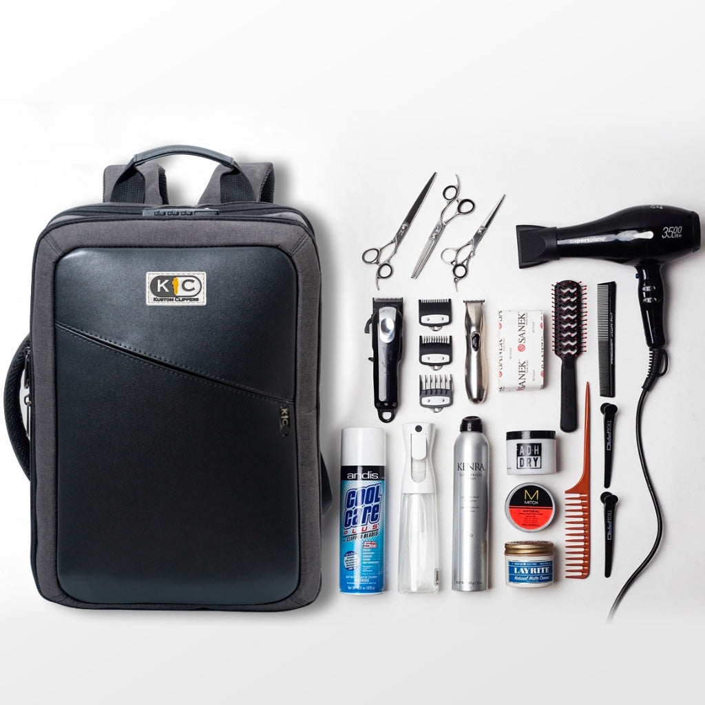 Copy of The Original Barbers Kustom Clippers Backpack - BUYBARBER.COM