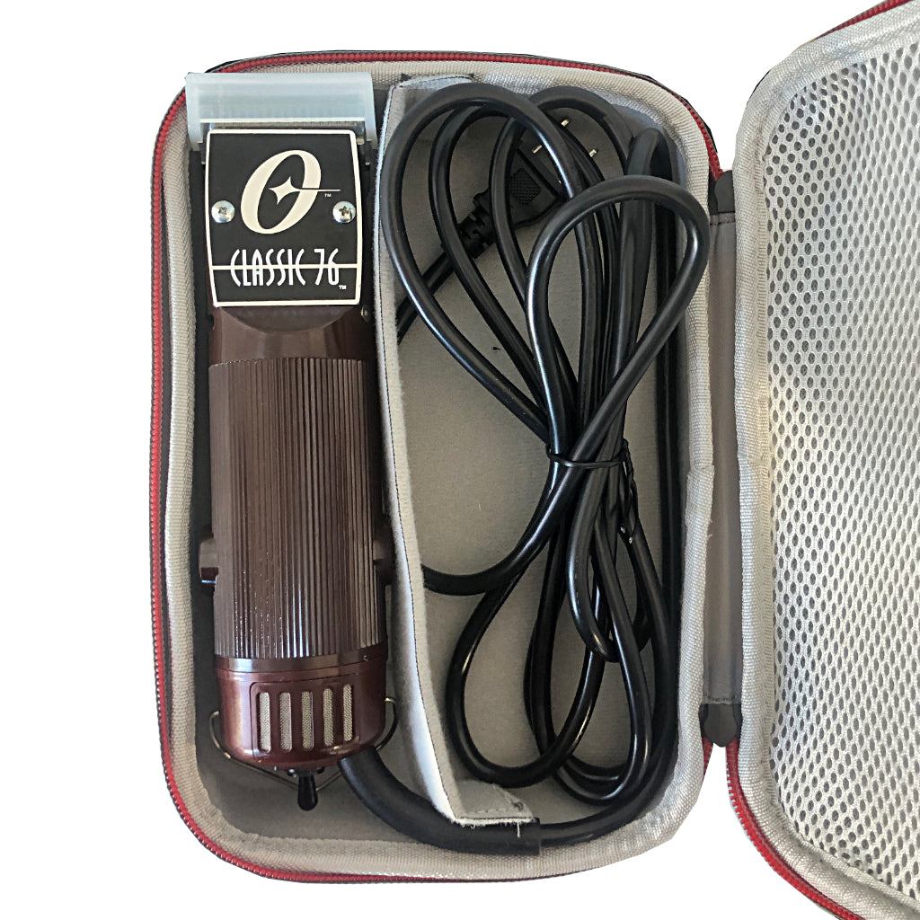 The Original Kustom Clippers Case - BUYBARBER.COM