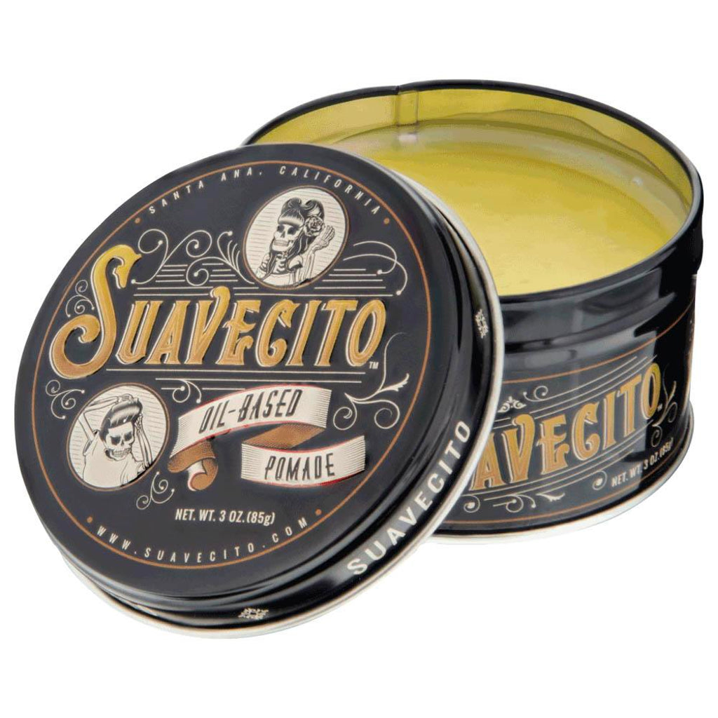 Oil Based Pomade 3oz / 85gr - BUYBARBER.COM