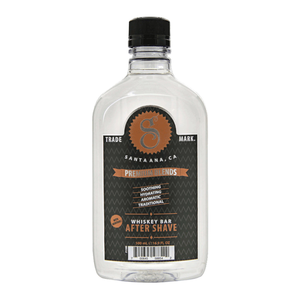 Whiskey Bar After Shave 100ml / 3.3fl oz - BUYBARBER.COM