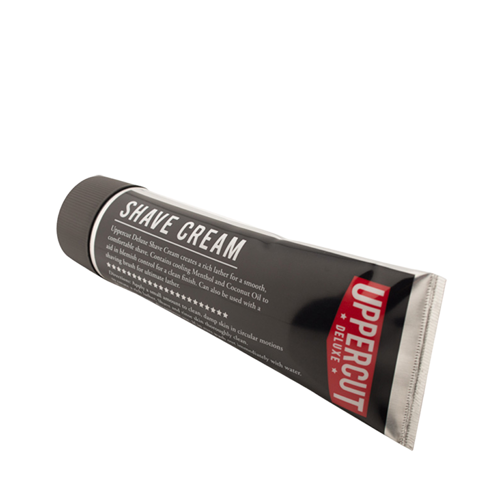 Uppercut Shave Cream 3.38 fl oz/100ml - BUYBARBER.COM
