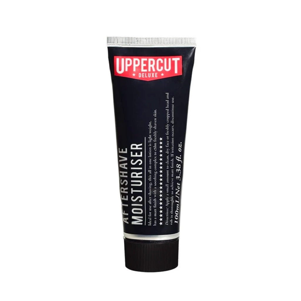 Uppercut Aftershave Moisturizer  3.38 fl oz/100ml - BUYBARBER.COM