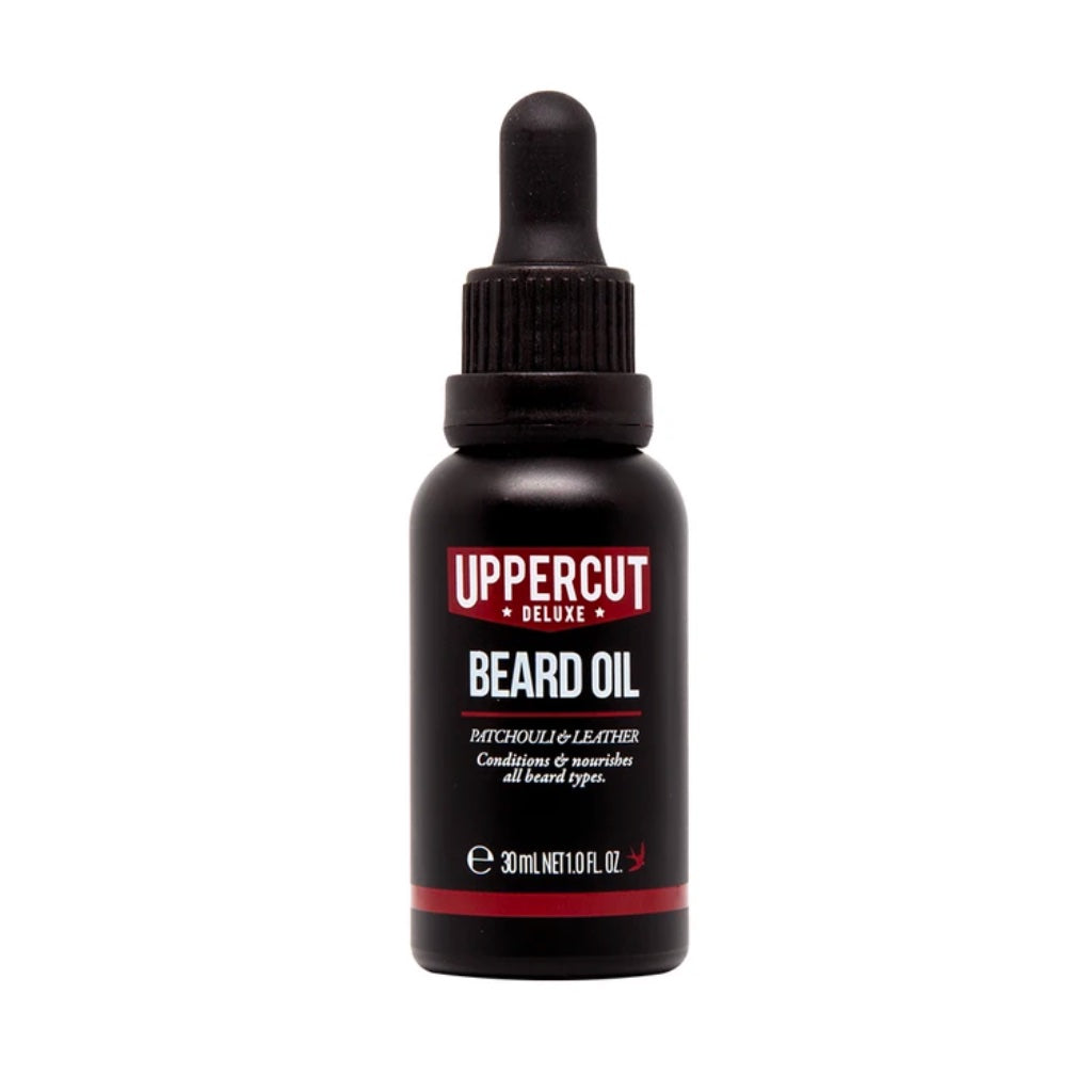 Uppercut Beard Oil 1fl oz-30ml - BUYBARBER.COM