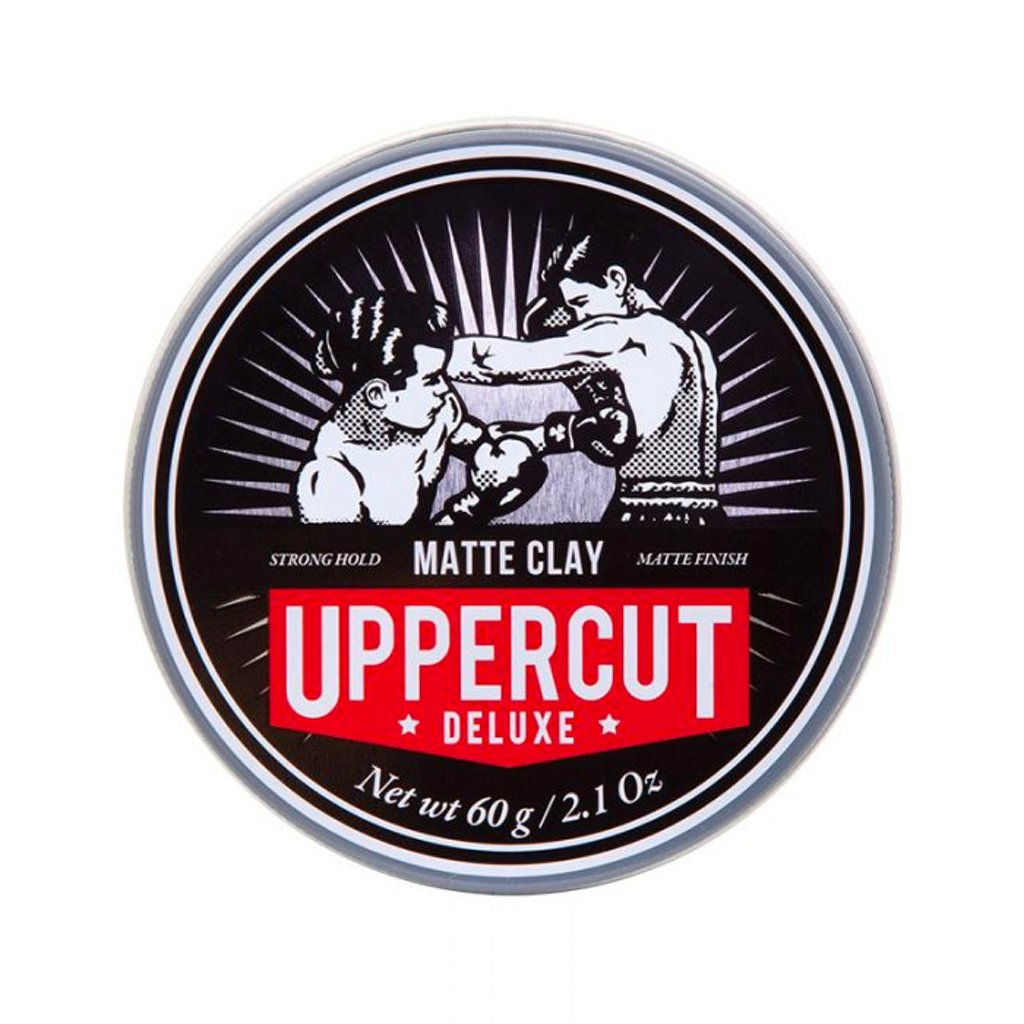 Uppercut Matte Clay 2.1oz/60g - BUYBARBER.COM