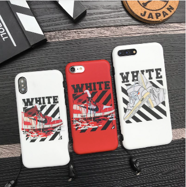 newest 4d6ab 74c1c Nike x Off White Phone Case