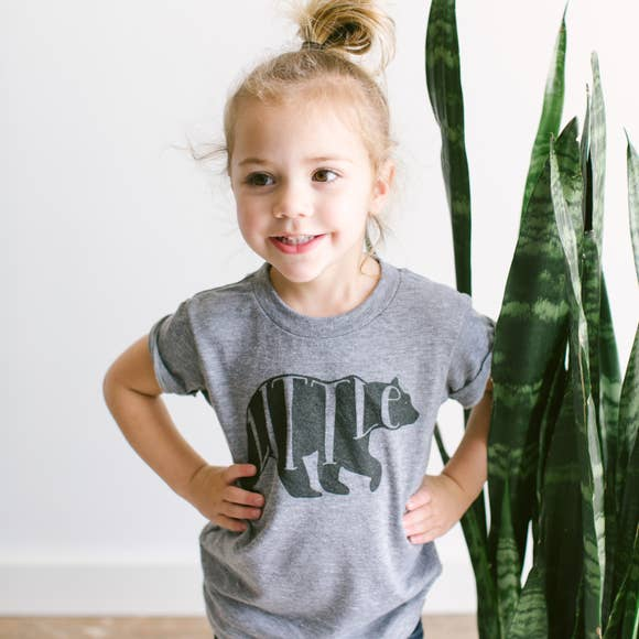 Little Bear Shirt | The Oyster's Pearl