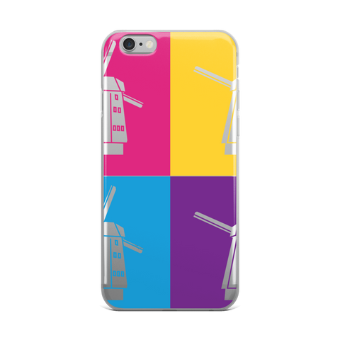 Molino Colorido - iPhone Case
