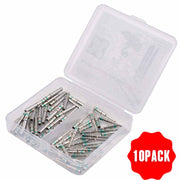 10 Pack deutsch terminal kit (16# Pin&Socket)