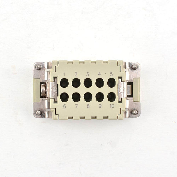 insert for industrial connector