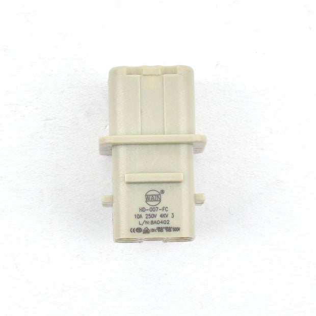 insert for heavy duty connector