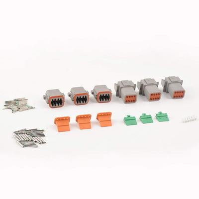8 Pin DT Series Connector