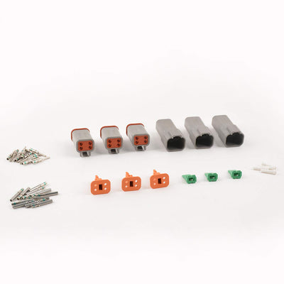 4Pin DT connector Set