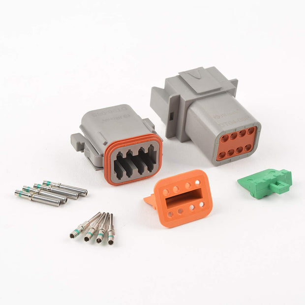 one pair 8pin DT connector