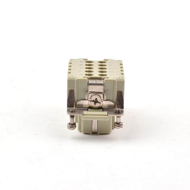 heavy duty connector insert