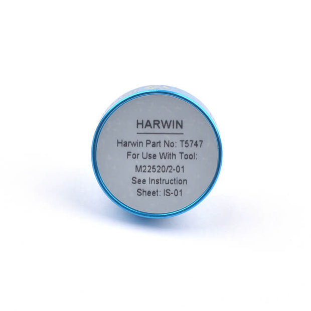 K1419 Harwin T5747 positioner for use with the AFM8(M22520/2-01)