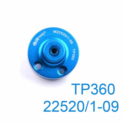 TP360 (M22520/1-09) Positioner for Four-indent Hand Crimp Tool JRD-AF8 Applied to Military standard contacts.