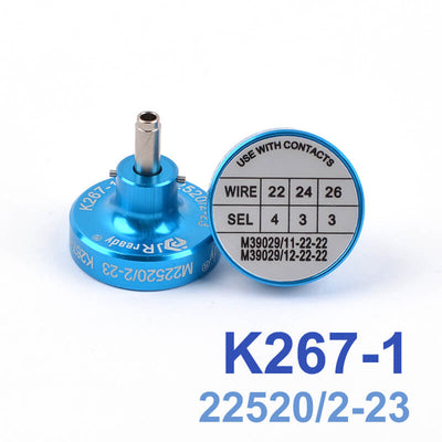 K267-1(M22520/2-23) Positioner for Pin Terminal Contacts Crimper YJQ-W1A