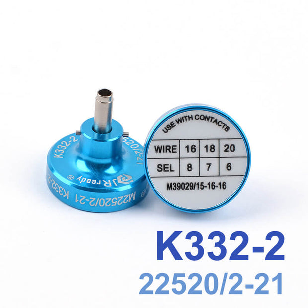 K332-2(M22520/2-21)Positioner for YJQ-W1A YJQ-W1Q Wire Crimper