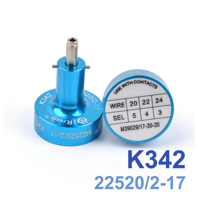 K342(M22520/2-17) Positioner for YJQ-W1A YJQ-W1Q Wire Crimper