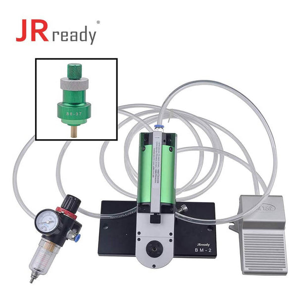 ST4011 YJQ-W7Q +86-37 positioner 16-28AWG Pneumatic cable Crimper  Four-indent Eight-impression