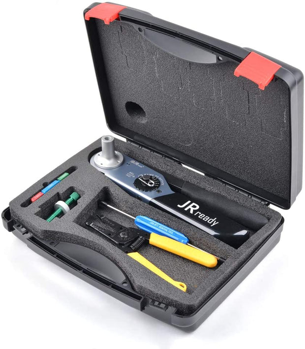JST2109S JRD-HDT-48 Crimper Kit Work with DT,DTM,DTP connector 12#, 16#, 20#