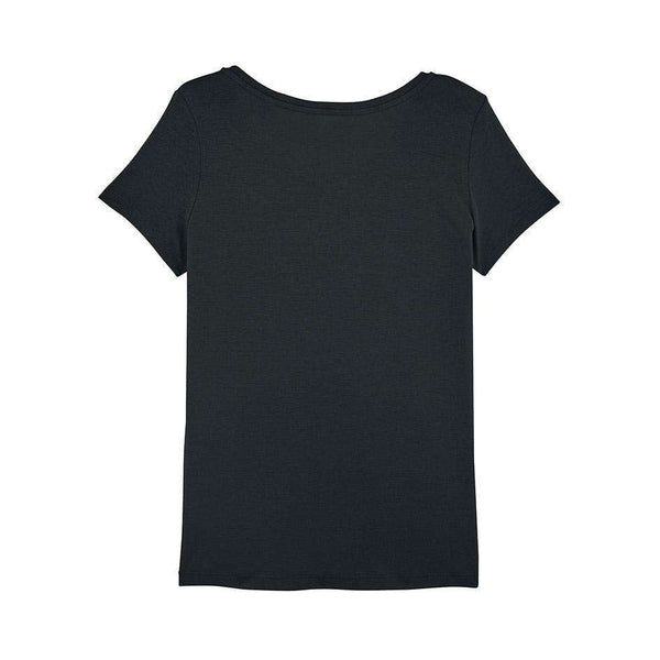 &organics | Bio Mode Damen T-Shirt &ORGANICS - Schwarz - Faire Mode Online - Bio Essentials