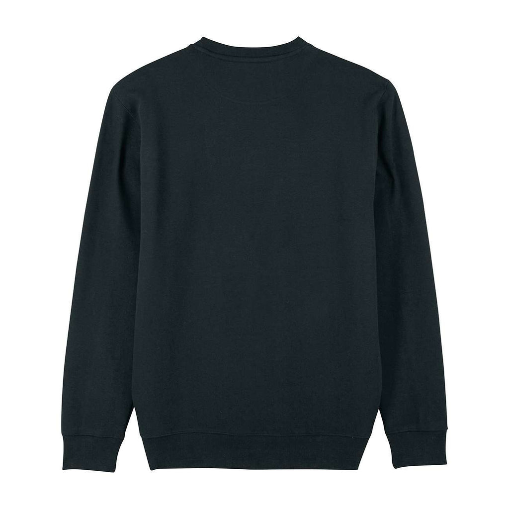 &organics | Unisex Sweater - Schwarz - Faire Mode Online - Bio Essentials