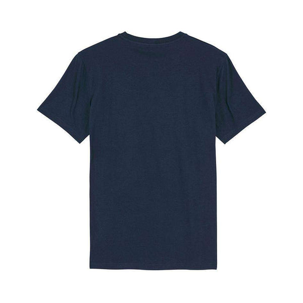 &organics | Unisex T-Shirt ESSENTIAL - Navy - Faire Mode Online - Bio Essentials