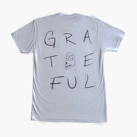 GRATEFUL MENS TEE - Mindful Society ⚡︎