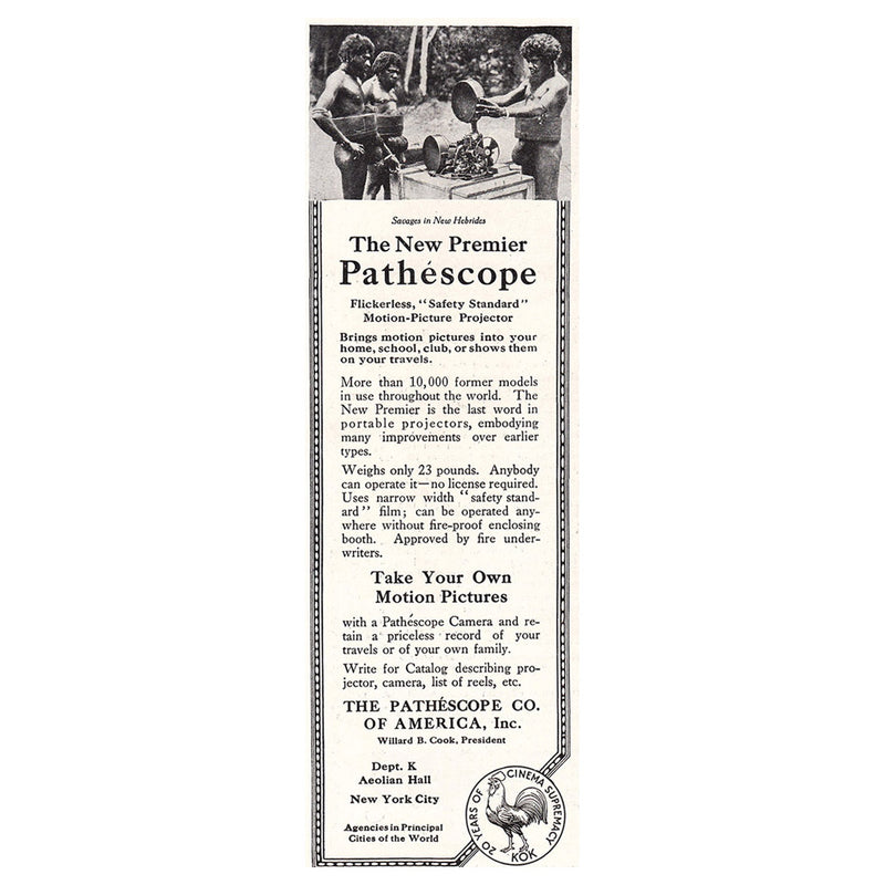 1920 Pathescope