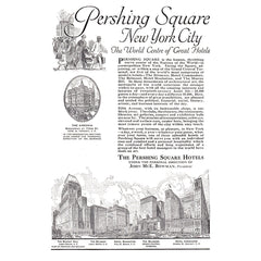 1920 Pershing Square Hotels
