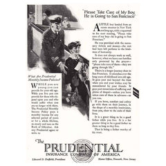 1925 Prudential Insurance