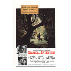 1939 Stanley and Livingstone Promo
