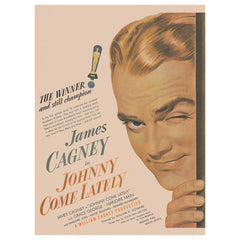 1943 Johnny Come Lately, Promo